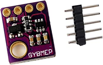 DIYmall BME280 Humidity Temperature Sensor Barometric Pressure Sensor Module with IIC/I2C for Arduino GY-BME280-5V (Pack of 1pc)