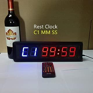 Mejor Crossfit Timer Clock de 2020 - Mejor valorados y revisados