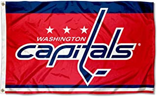 WinCraft Washington Capitals Flag 3x5 Banner