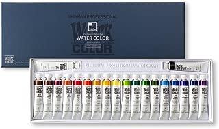 SHINHAN Professional Watercolor Paint 12ml Tubes 20 Color Set