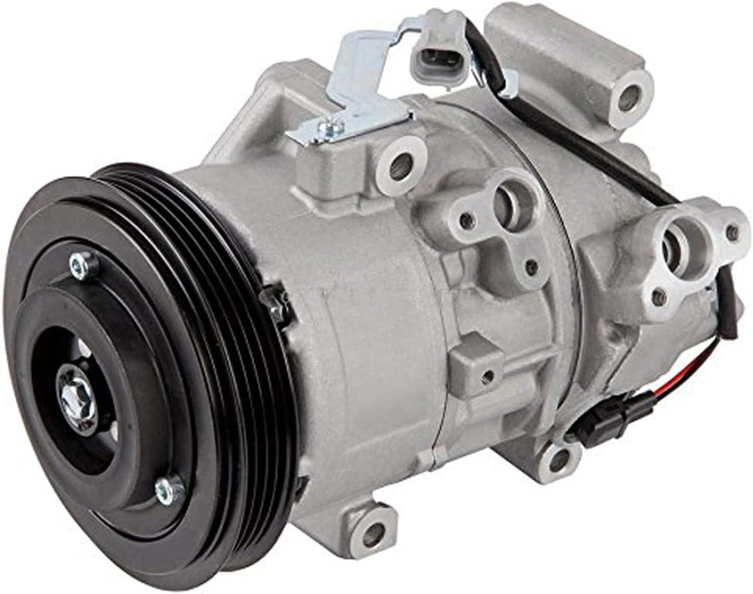 COPACHI 447260-1172 Max 41% OFF 5SE11C 4PK Ranking TOP5 AC 2007-2013 Yaris Compressor for