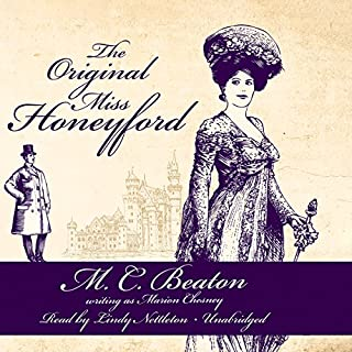 The Original Miss Honeyford cover art
