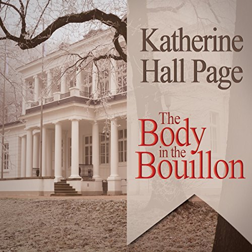The Body in the Bouillon cover art