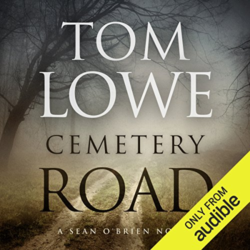 Cemetery Road audiobook cover art