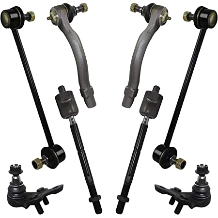 For 2004-2006 Lexus RX330 Tie Rod End and Steering Bellows Kit 41637GN 2005