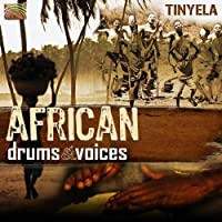 African Drums & Voices by VARIOUS ARTISTS (2010-08-31)