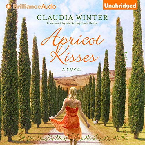 Apricot Kisses audiobook cover art