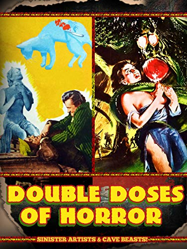 Double Doses of Horror: Sinister Artists & Cave Beasts!