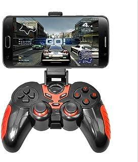 Zesion Androidゲームコントローラー ワイヤレスゲームパッド 携帯電話コントローラー Android携帯/タブレット/ギアVRコントローラー用, Zes635