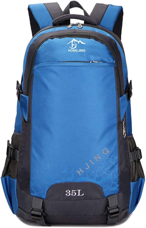 LQQ-BACKPACK Reiserucksack Reiserucksack Reiserucksack Wasserdicht Atmungsaktiv Trekking Wandern Bergsteigen Klettern Camping Rucksack Für Männer Frauen (35L) B07JF329K1  Kaufen Sie online 11f8d4