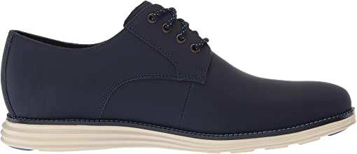 Blazer Blue Matte Leather