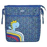 Tuc Tuc Enjoy & Dream 6824 Bolso para Silla con Paraguas, Niños, Azul