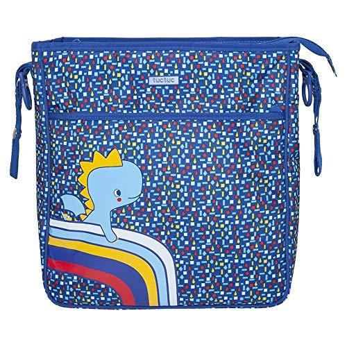 Tuc Tuc Enjoy & Dream 6824 Stoeltas met paraplu, kinderen, blauw