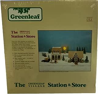 greenleaf christmas village