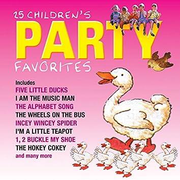25 Children's Party Favourites