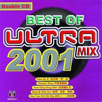 Best Of Ultra Mix 2001