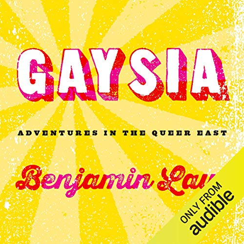 Gaysia audiobook cover art