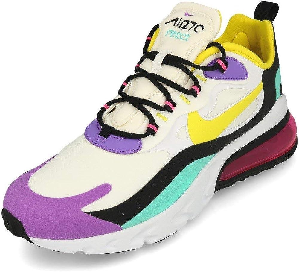 Nike Air Max 270 (White/Dynamic Yellow
