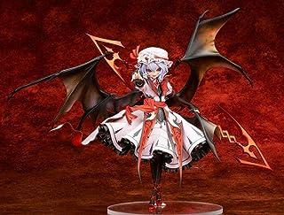 LF-YGJ Estatua de Anime Remilia Scarlet Touhou Project Figuras de Anime Colección de Figuras de acción de PVC Modelo para ...