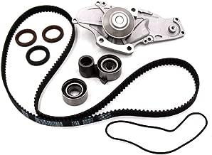 Timing Belt Water Pump Kit fits for 2003-2007 Honda Accord, 2005-2009 Odyssey, 2005-2008 Pilot Ridgeline, 2003-2009 Acura MDX, RL TL 24V V6 SOHC