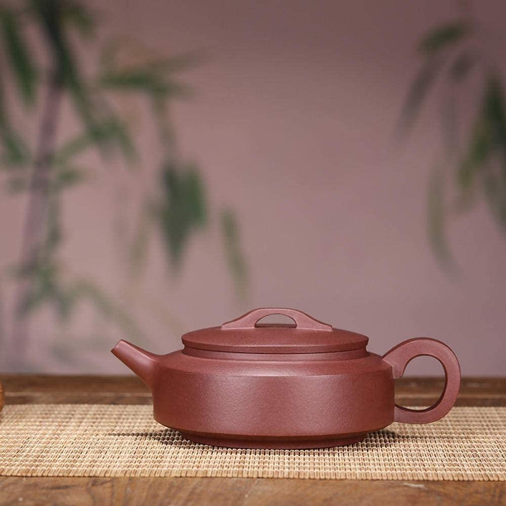 Finally resale start ZHSDTHJY Purple Clay Teapotzisha Teapot Max 86% OFF Setteapot Tea and