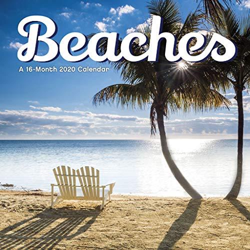 Beaches 2020 Wall Calendar