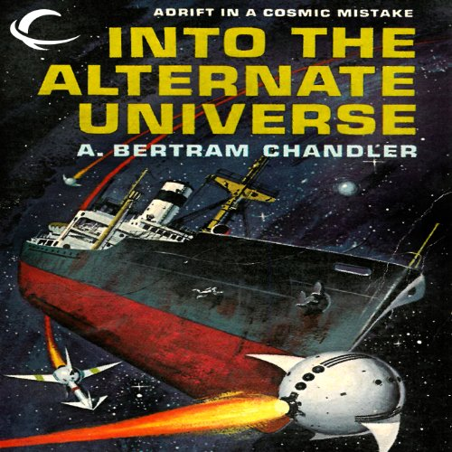 Into the Alternate Universe audiobook cover art