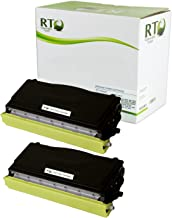 Renewable Toner Compatible Toner Cartridge Replacement for Brother TN430 TN-430 HL-1030 1200 1400 MFC-8300 8600 8700 9600 9700 9800 (Black, 2-Pack)