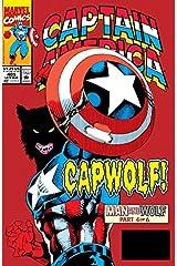 Captain America (1968-1996) #405 Kindle Edition