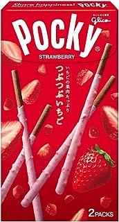 Glico Tsbu Ichio Pocky, Strawberry, 58g