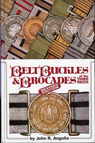 Belt buckles & brocades of the Third Reich