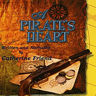 A Pirate's Heart audiobook cover art