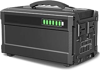 Home Equipment Portable Power Station 110V/220V Power Bank 78000mAh Backup Battery AC/DC/USB/Type C Multiple Output LED Fl...