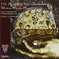 Missa Euge Bone/Western Wynde Mass/Give Almes of T