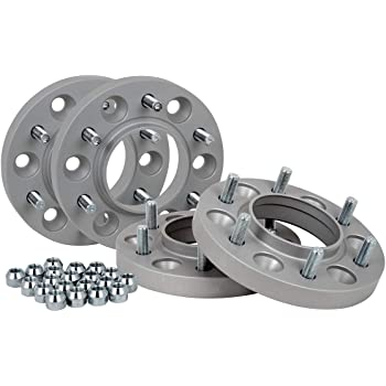 Spurverbreiterung Aluminium 2 St/ück 20 mm pro Scheibe // 40 mm pro Achse
