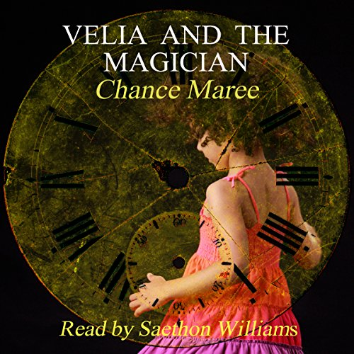 Velia and the Magician: Book of Alexios, 1924 audiobook cover art
