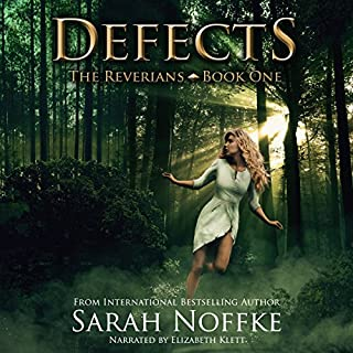 Defects audiobook cover art