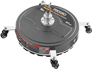 RIDGID Professional 18 Inch  4200 Psi Quick Connect Surface Cleaner for Gas Pressure Washers