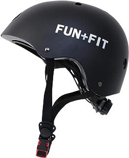 スポーツヘルメット サイズ調整可能 アイススケート スケートボード 自転車 保護用ヘルメット 子供大人兼用