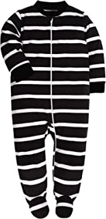 Best baby girl pajamas with feet Reviews