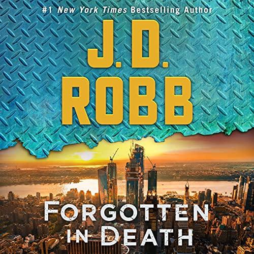 Forgotten in Death cover art