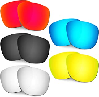 HKUCO Replacement Lenses For Oakley Crossrange XL OO9360 Sunglasses