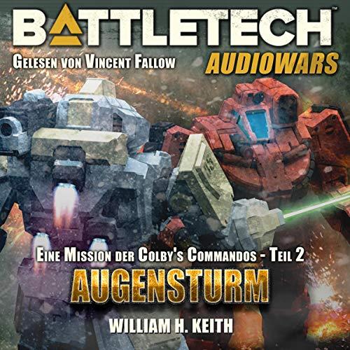 BattleTech - Augensturm cover art
