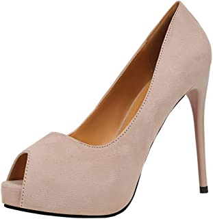 BalaMasa Womens APL12198 Pu Heeled Sandals