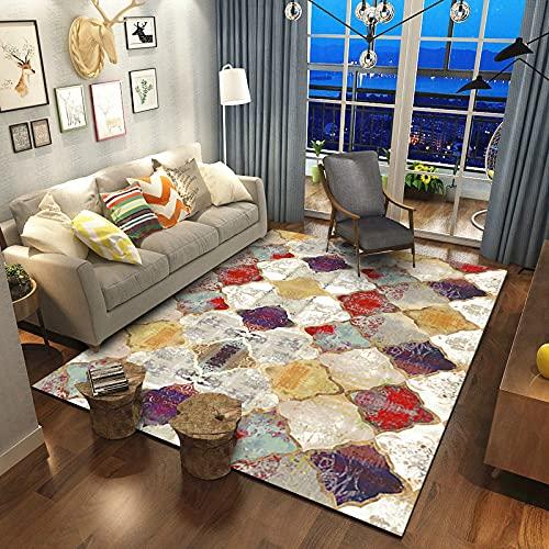 Alfombra Grande Rectangular Lavable Antideslizante Resistente Al Desgaste Estilo Minimalista Moderno Dormitorio En Casa Sala De Estar Entrada Dormitorio Manta De Entrada Alfombra De Entrada