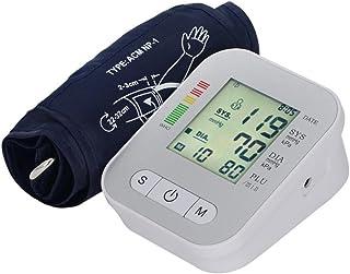 TAO Monitor De Presión Arterial Batería Seca Eléctrica Para El Hogar De Mediana Edad Cuidado Personal Brazo Automático De Salud Portátil 5.0 * 3.8 * 2.4in