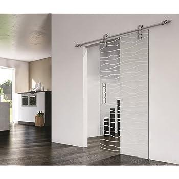 Diseño de Herraje de montaje de pared – Herraje para puerta corredera de cristal Slido Diseño de