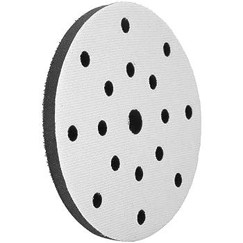 Interface Mousse Souple 125mm Plateau de Ponçage  DFS Tampon d/'interface