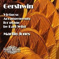 Virtuoso Arrangements by Earl Wild by Gershwin (2005-06-14)