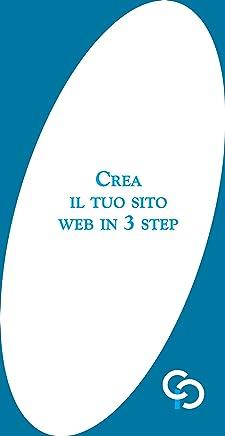 Crea il tuo sito web in 3 STEP